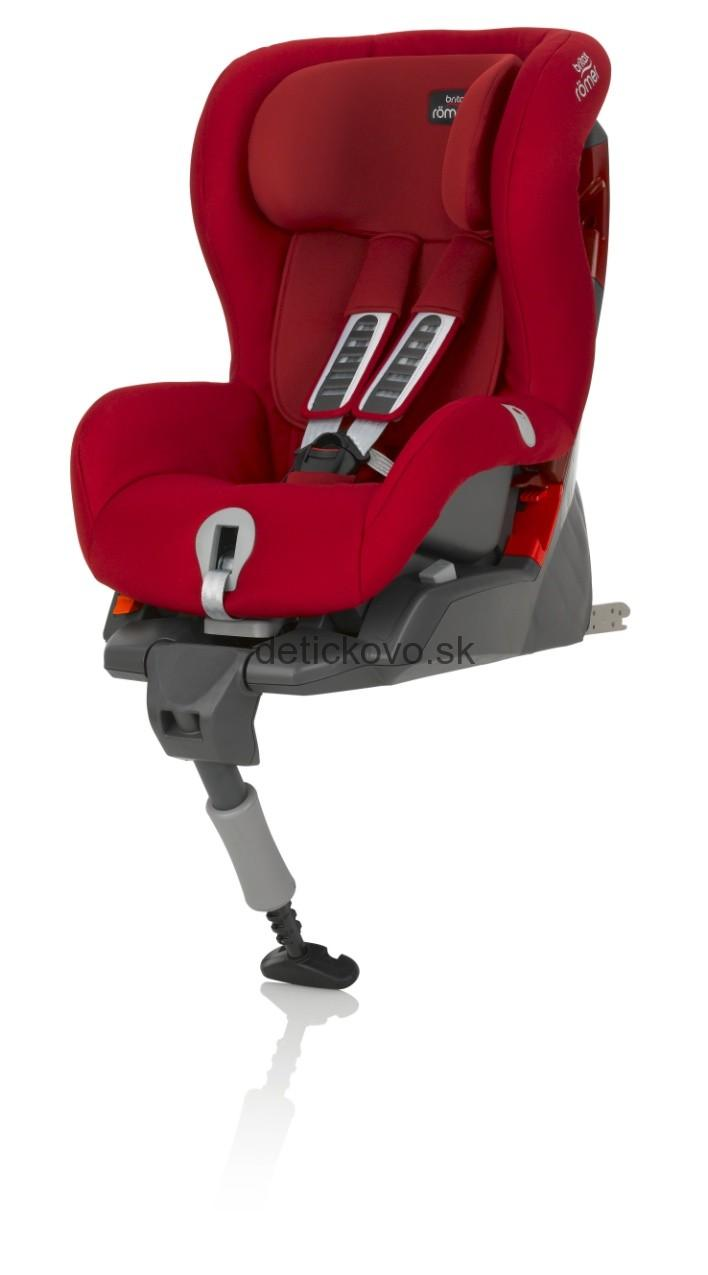 Römer Safefix plus 2016 - Flame Red
