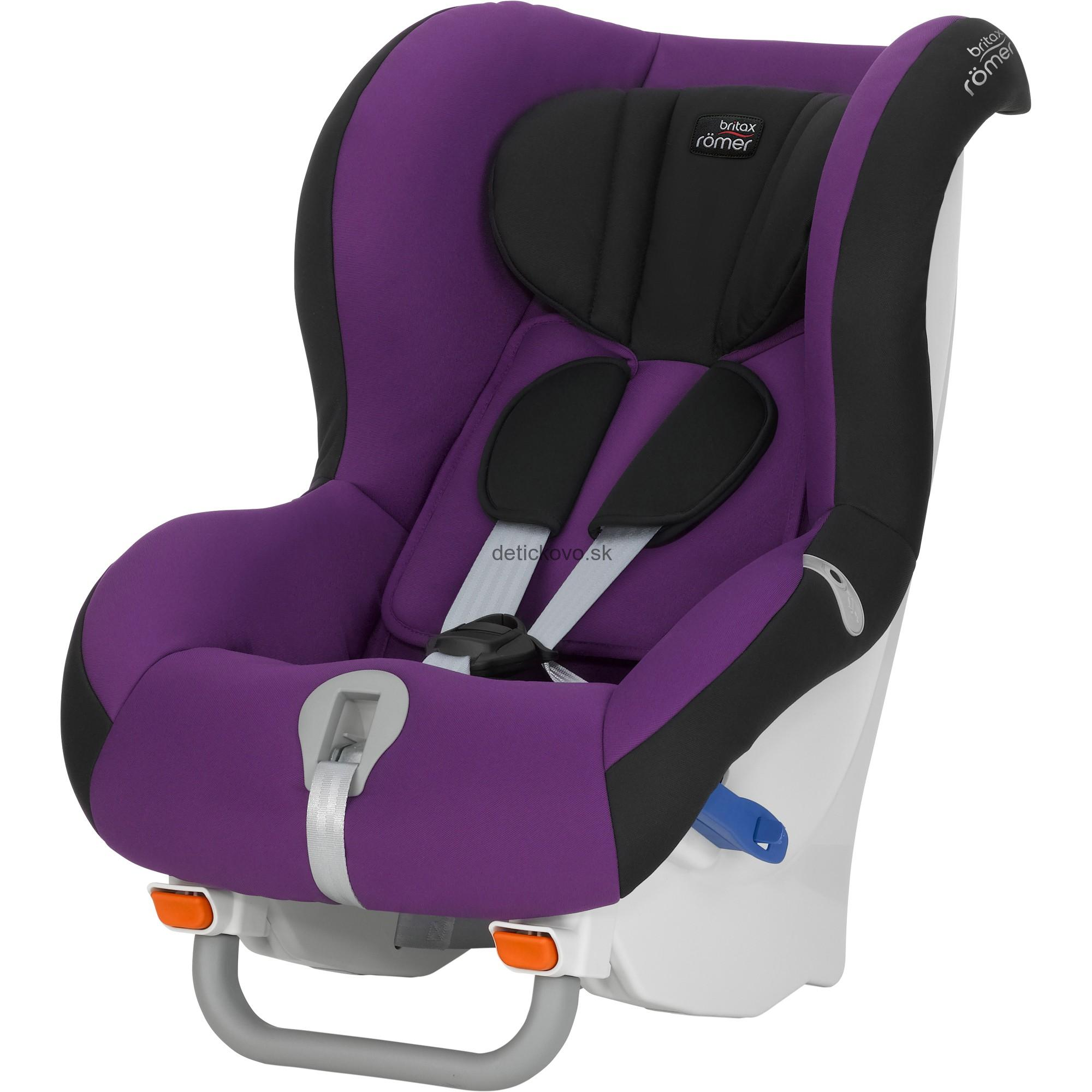 Britax Max-Way 2016 -  Mineral Purple