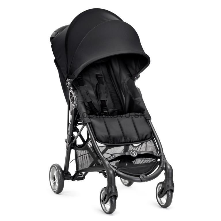 BabyJogger CITY MINI ZIP Black