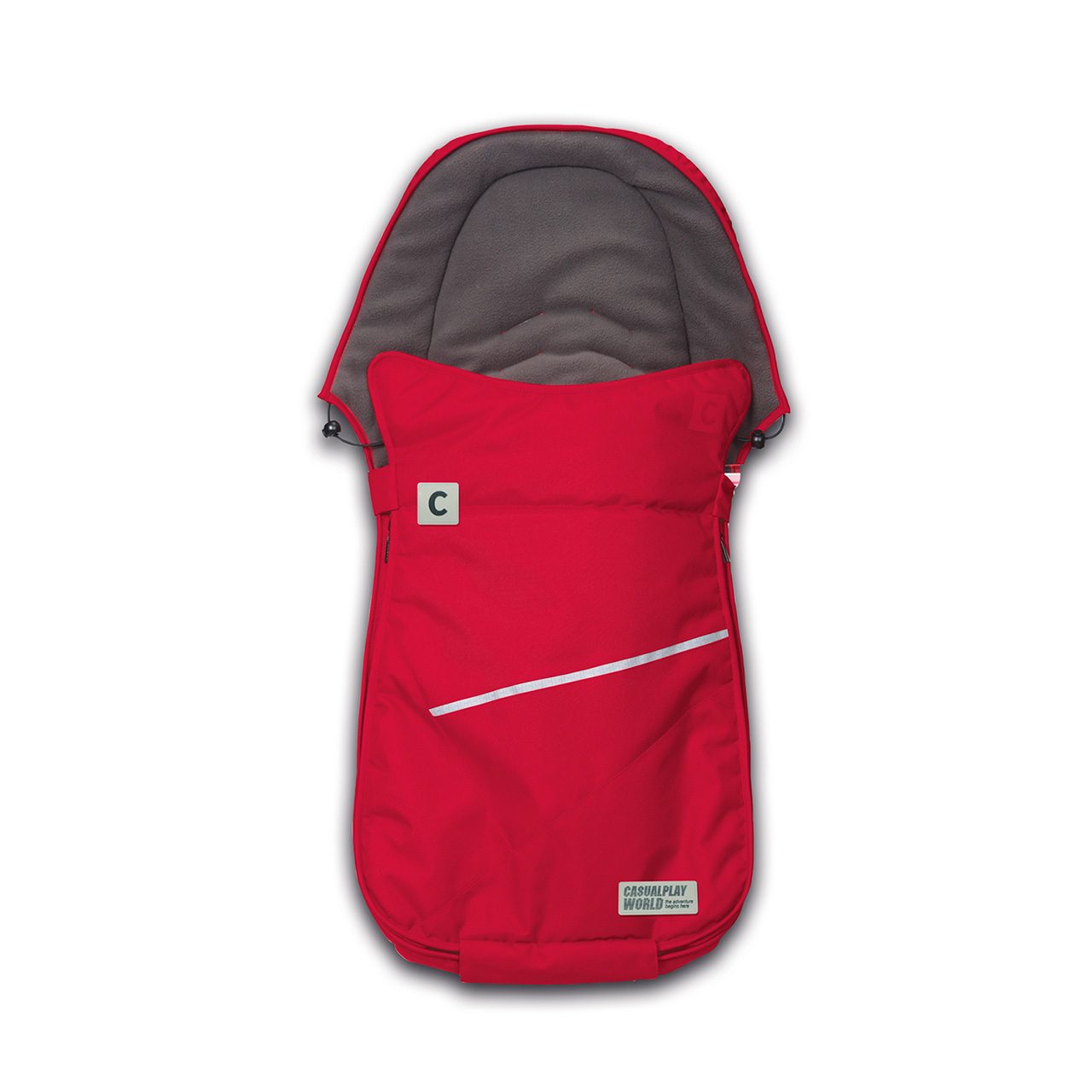 Casualplay fusak Sport Collection Raspberry 988