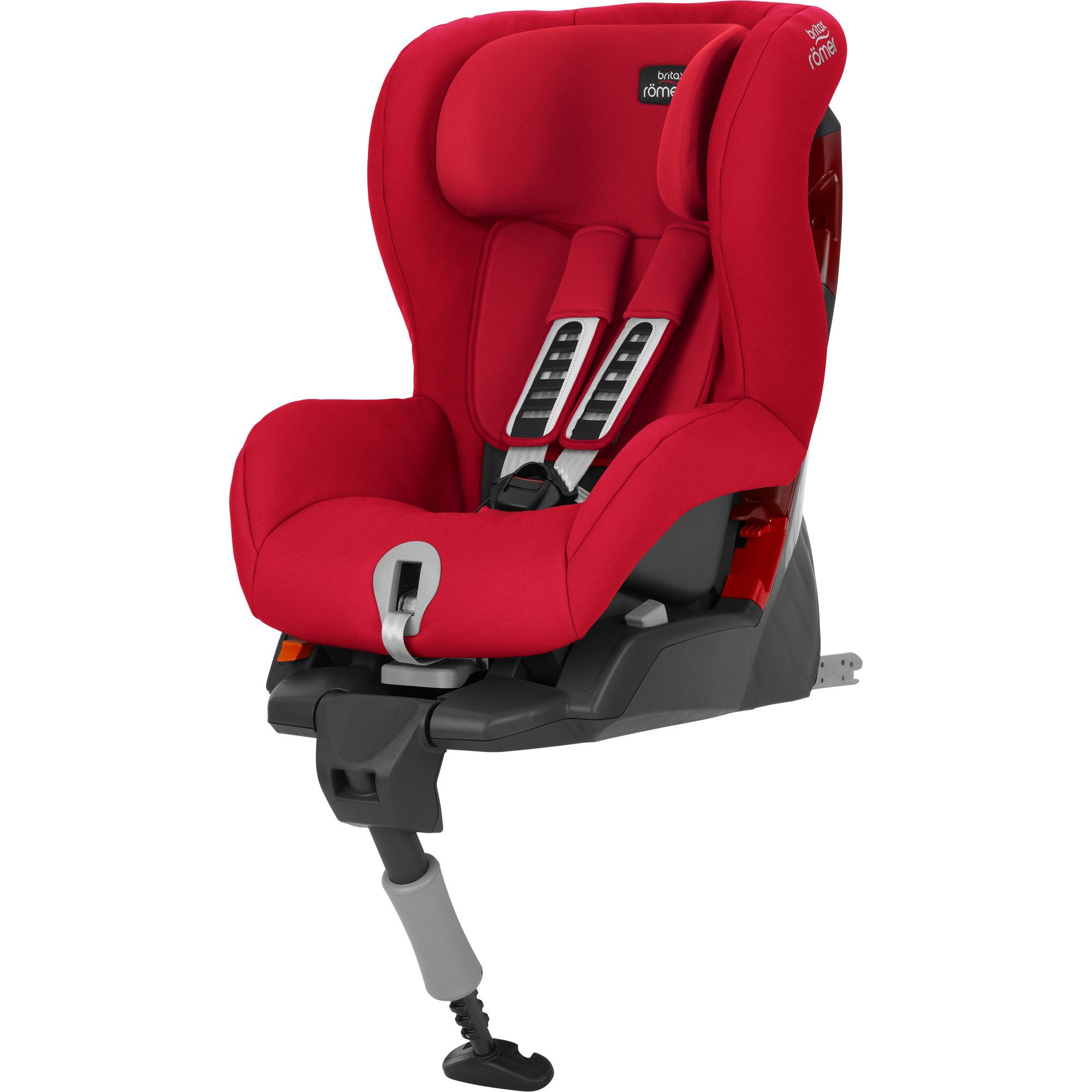 Britax Römer Safefix plus - Fire Red