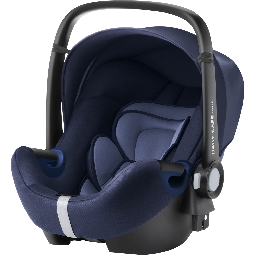 Britax Römer Baby Safe2 i-Size - Moonlight Blue
