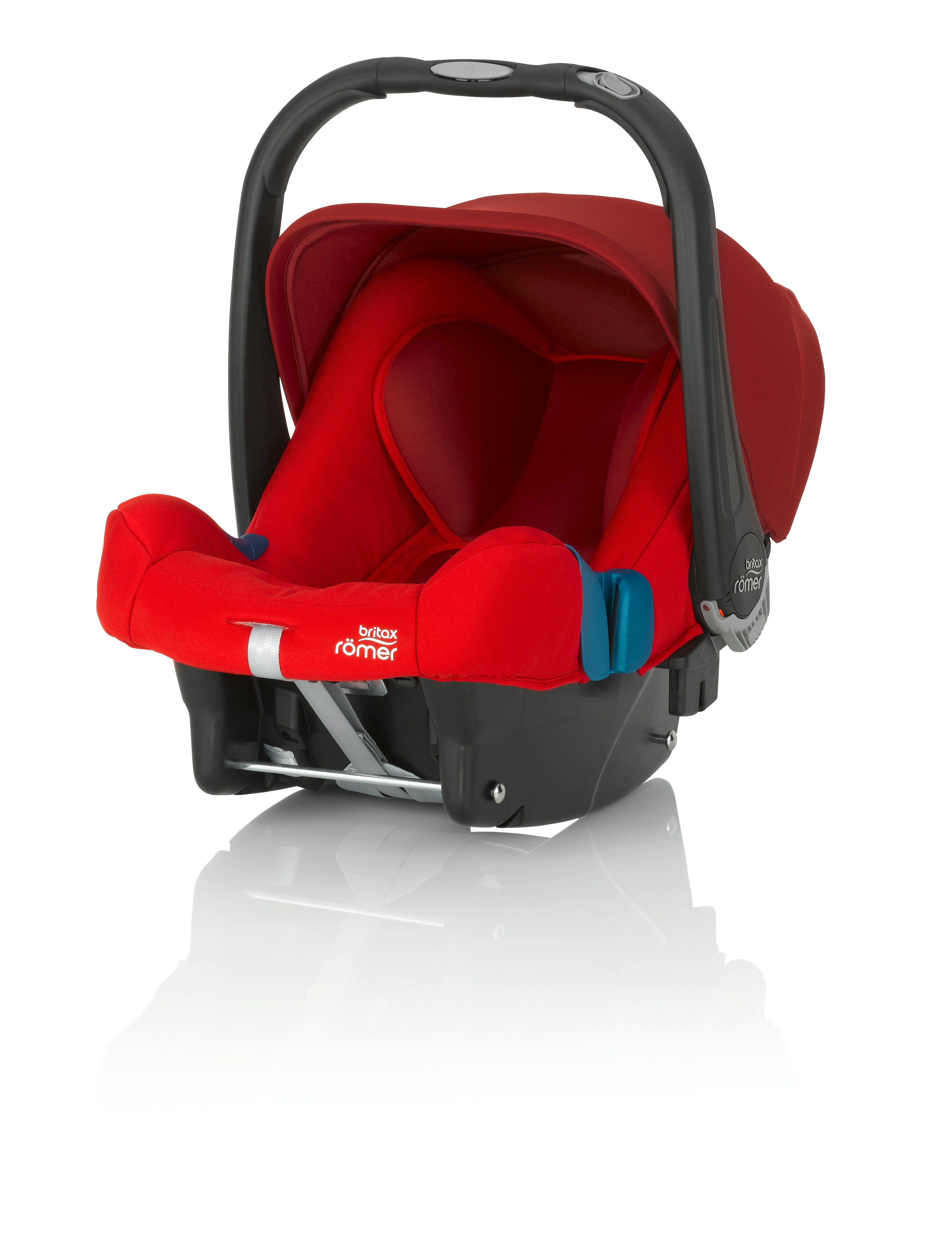 Römer Baby Safe plus SHR II - Flame Red