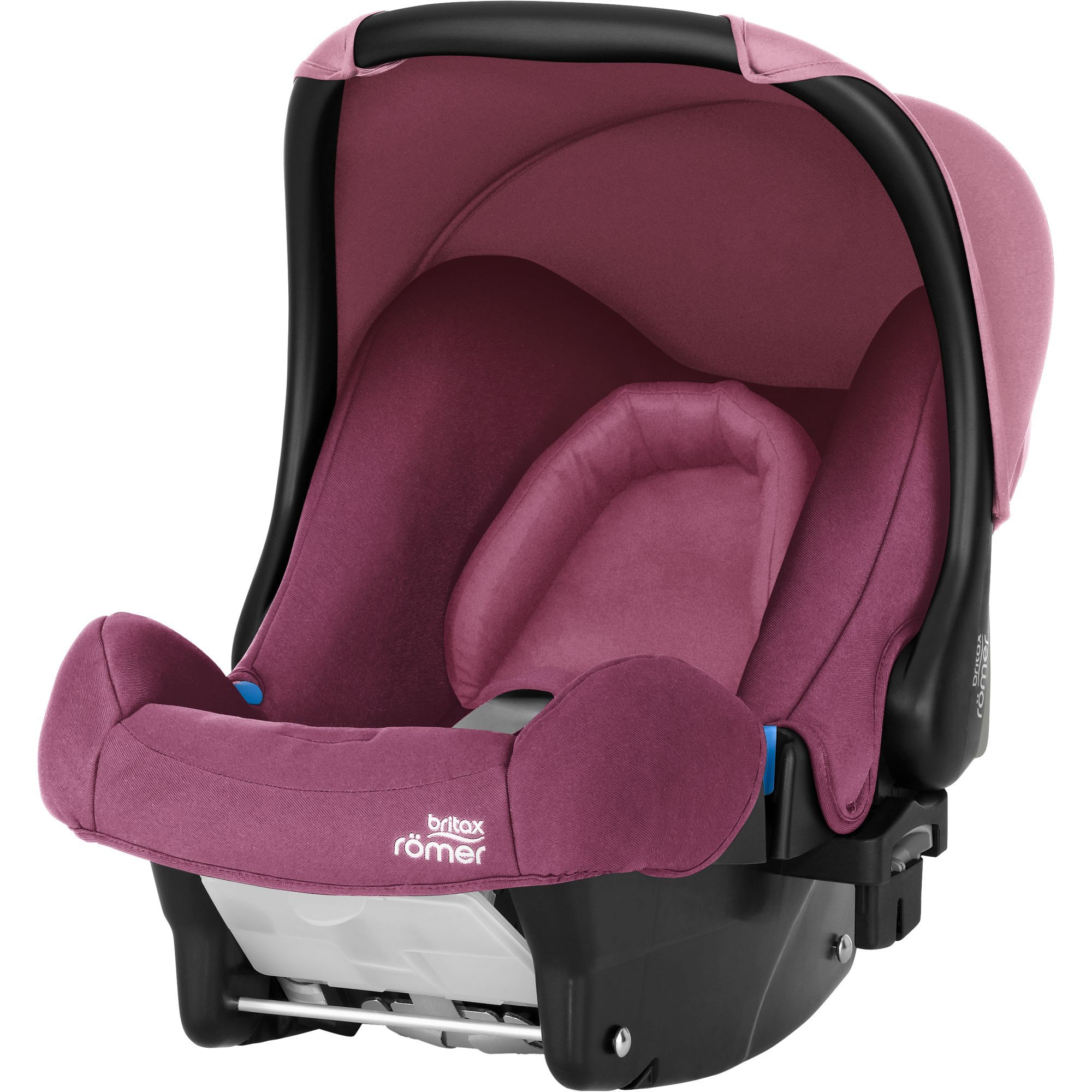 Britax Römer Baby Safe plus SHR II - Wine Rose