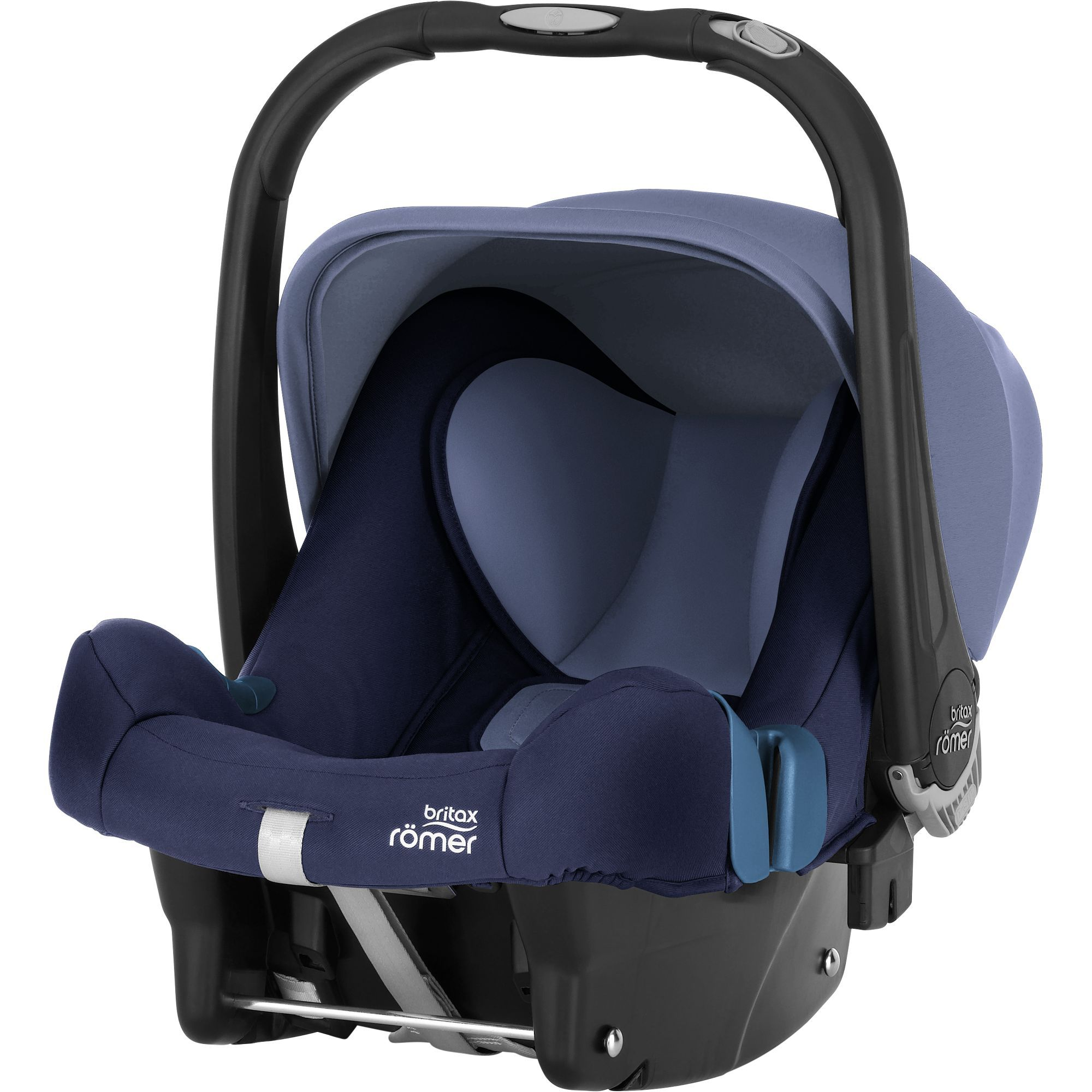 Britax Römer Baby Safe plus SHR II - Moonlight Blue