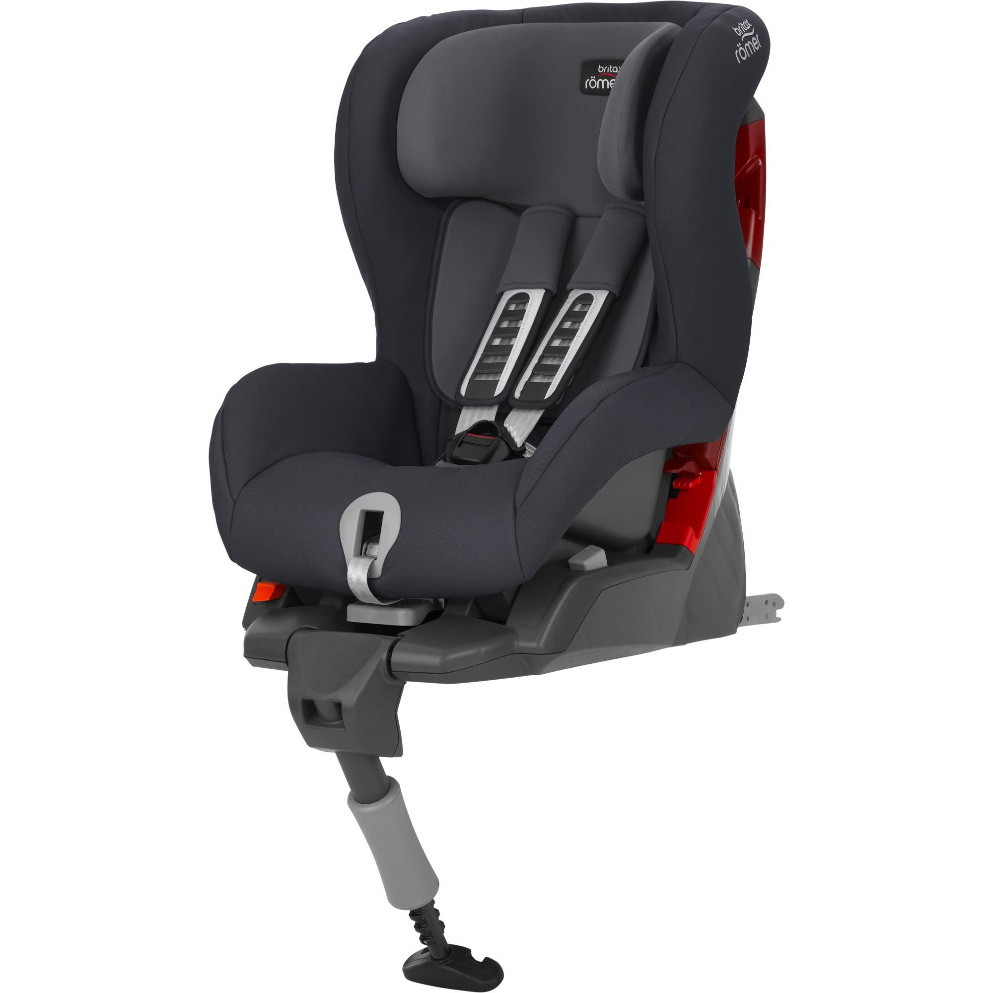 Britax Römer Safefix plus - Storm Grey