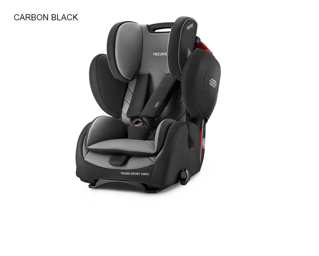 Recaro Young Sport HERO - Carbon Black