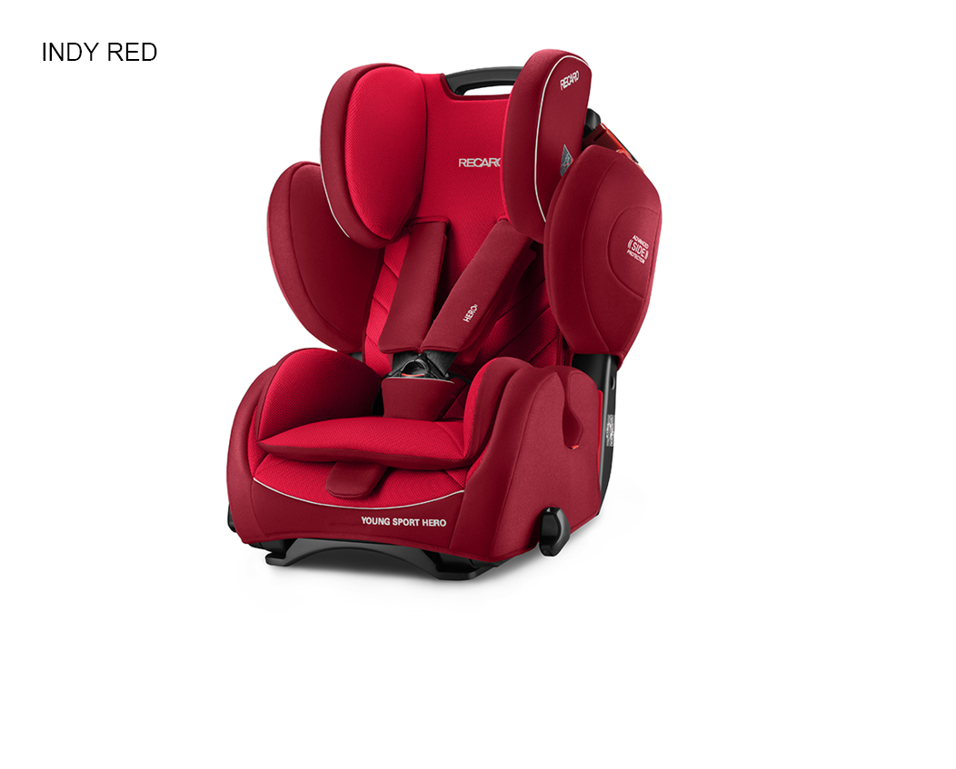 Recaro Young Sport HERO - Indy Red