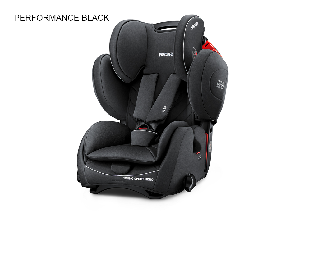 Recaro Young Sport HERO - Performance Black