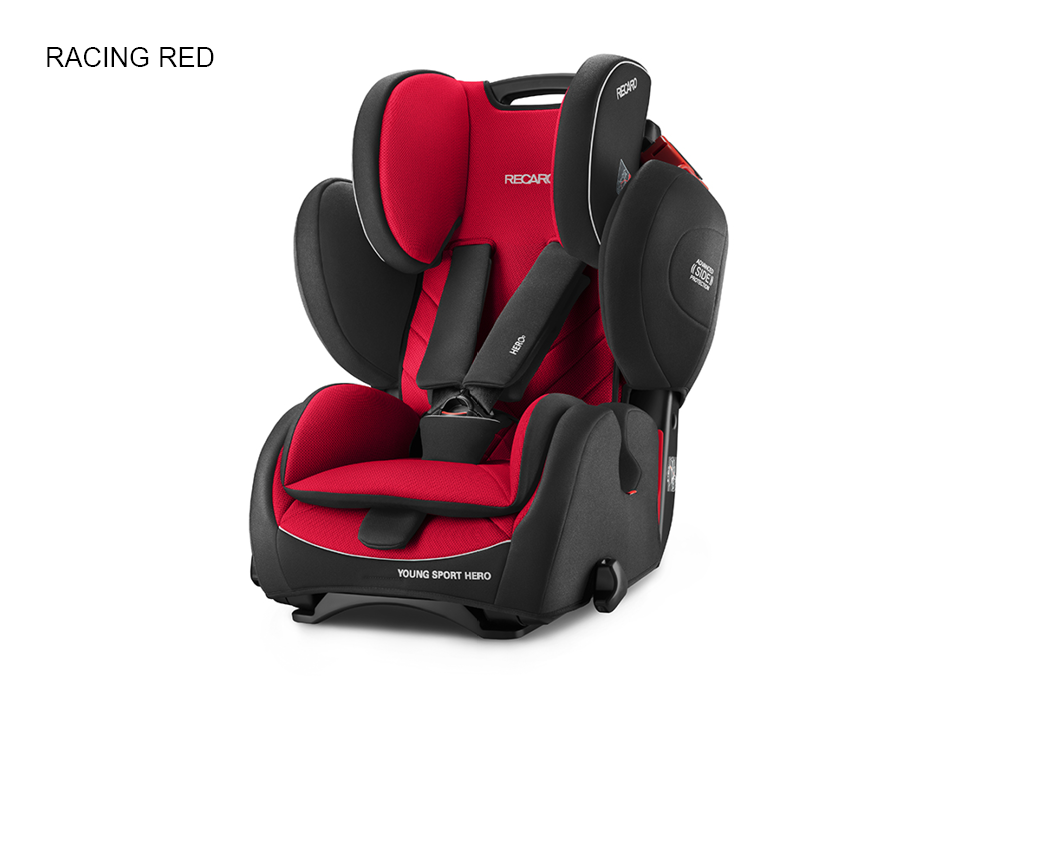 Recaro Young Sport HERO - Racing Red