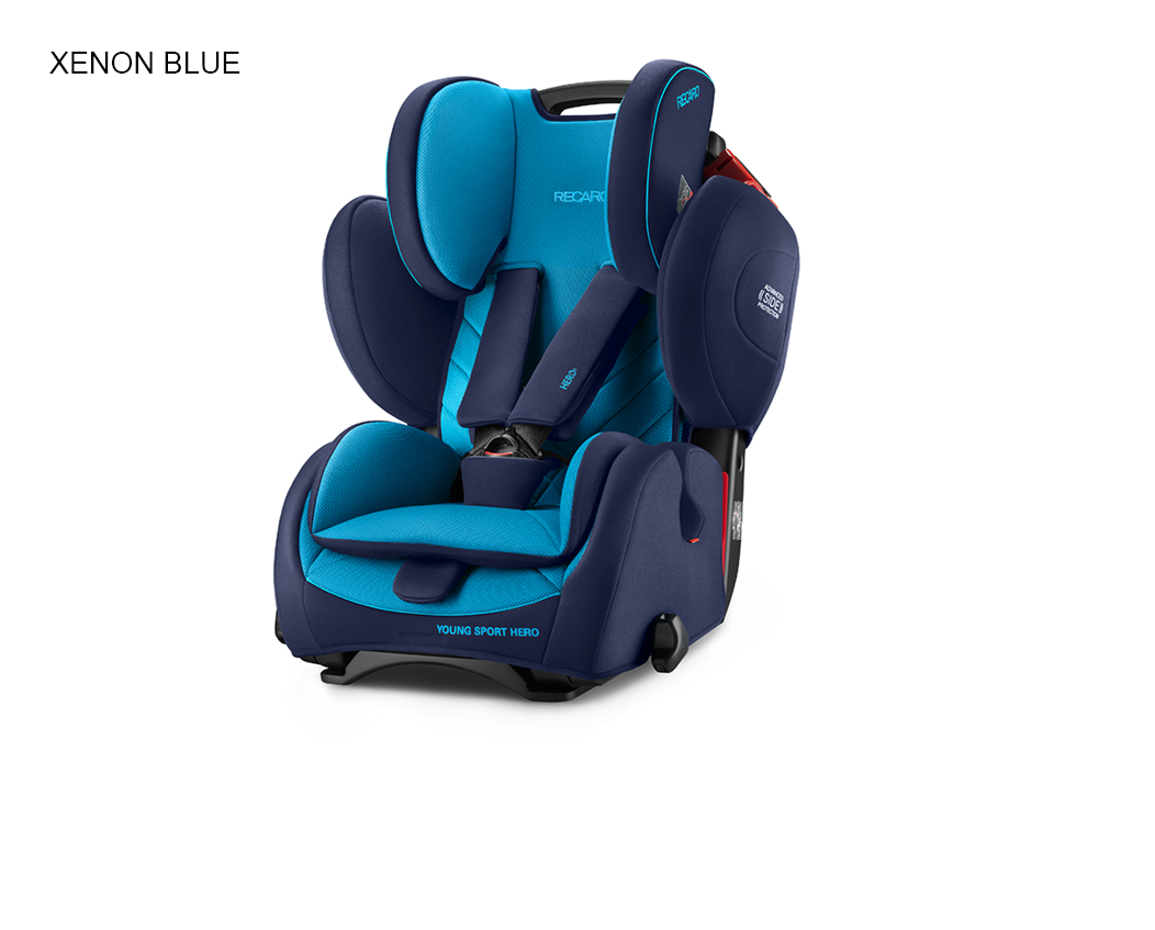 Recaro Young Sport HERO - Xenon Blue