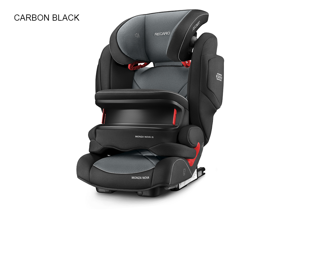 Recaro Monza Nova IS - Carbon Black
