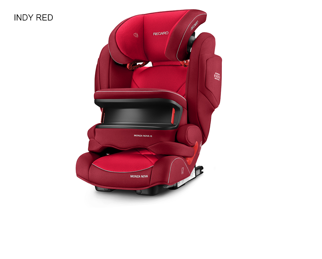 Recaro Monza Nova IS - Indy Red