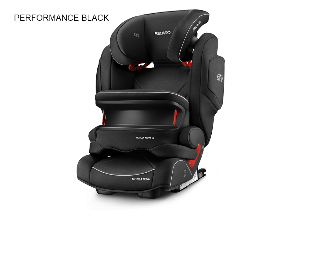 Recaro Monza Nova IS - Performance Black
