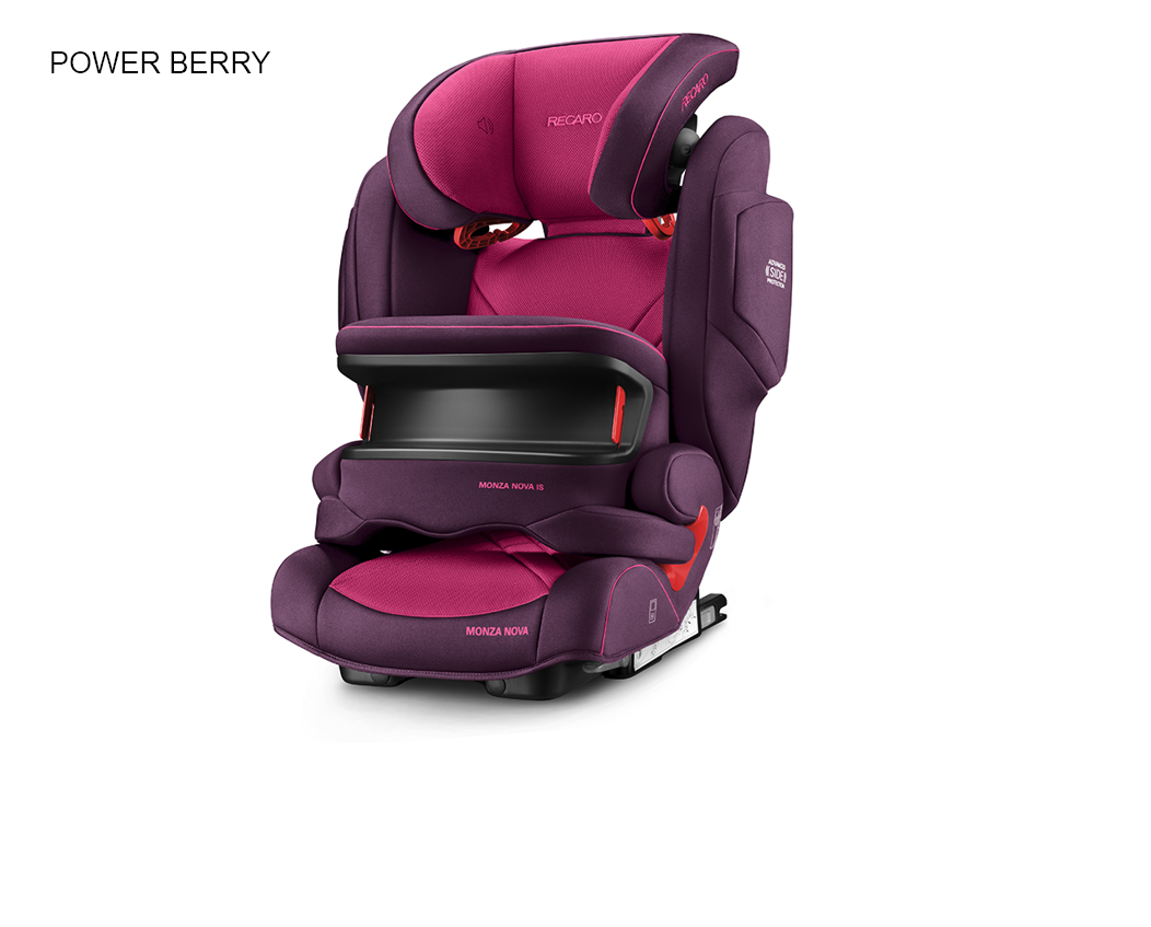 Recaro Monza Nova IS - Power Berry
