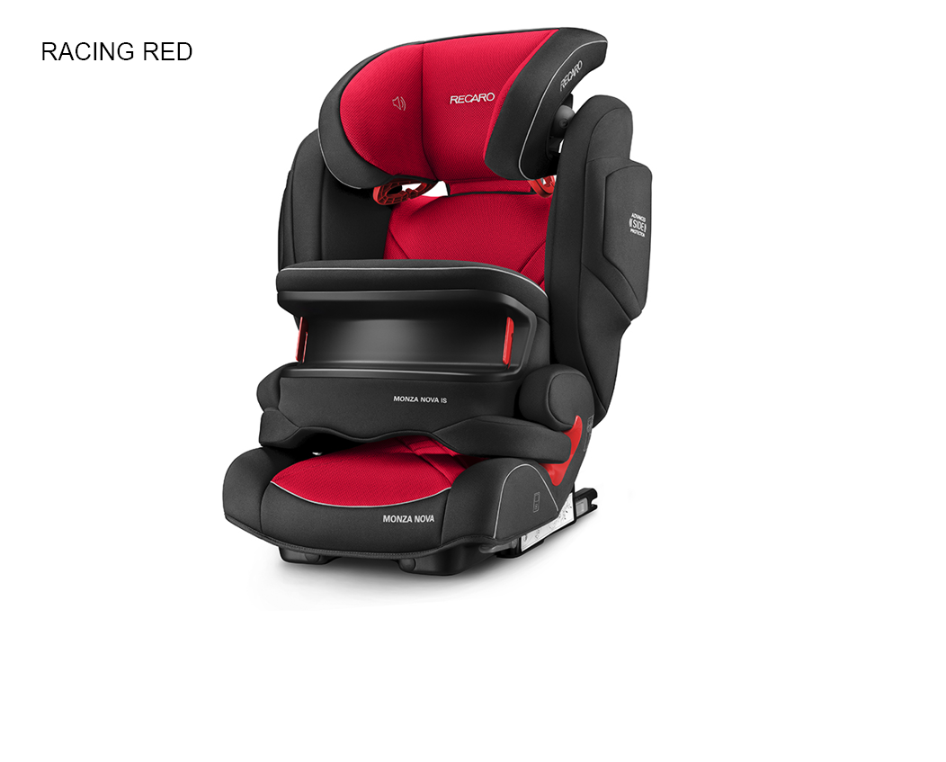 Recaro Monza Nova IS - Racing Red