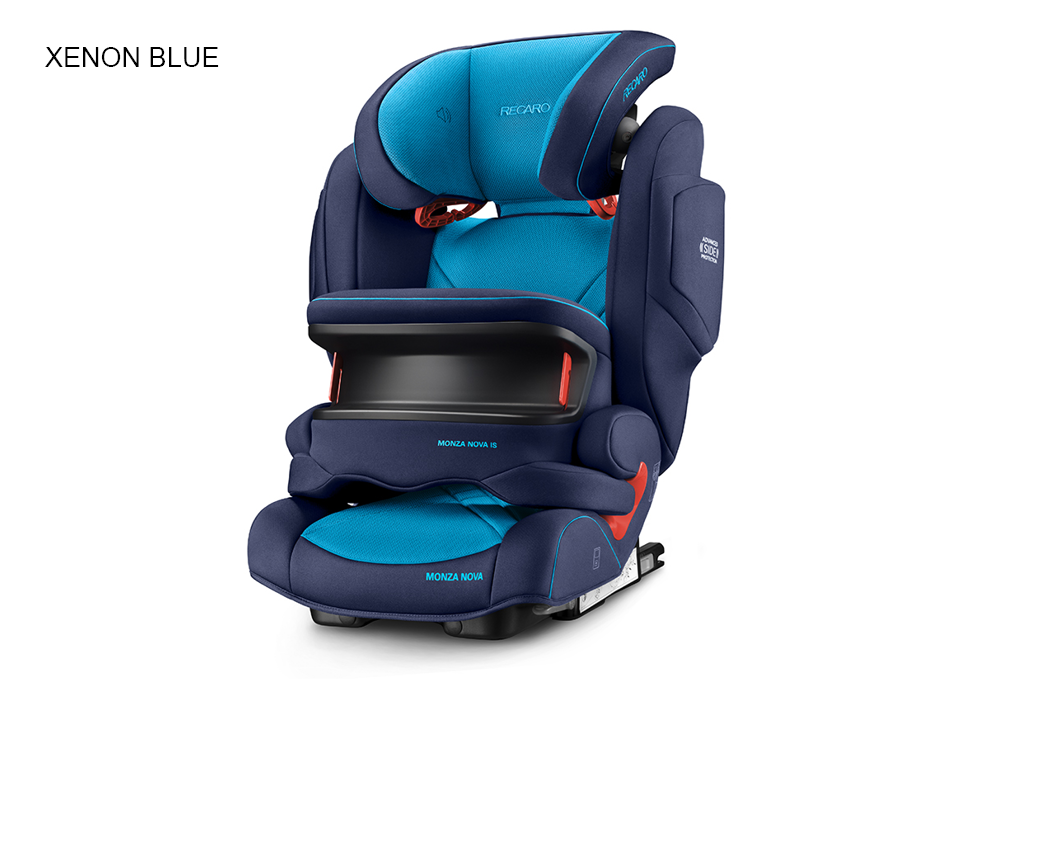 Recaro Monza Nova IS - Xenon Blue