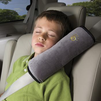 DIONO - Chránič pásu Seatbelt Pillow Grey