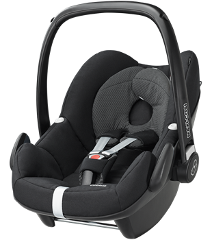 Maxi-Cosi Pebble Black Raven 2016