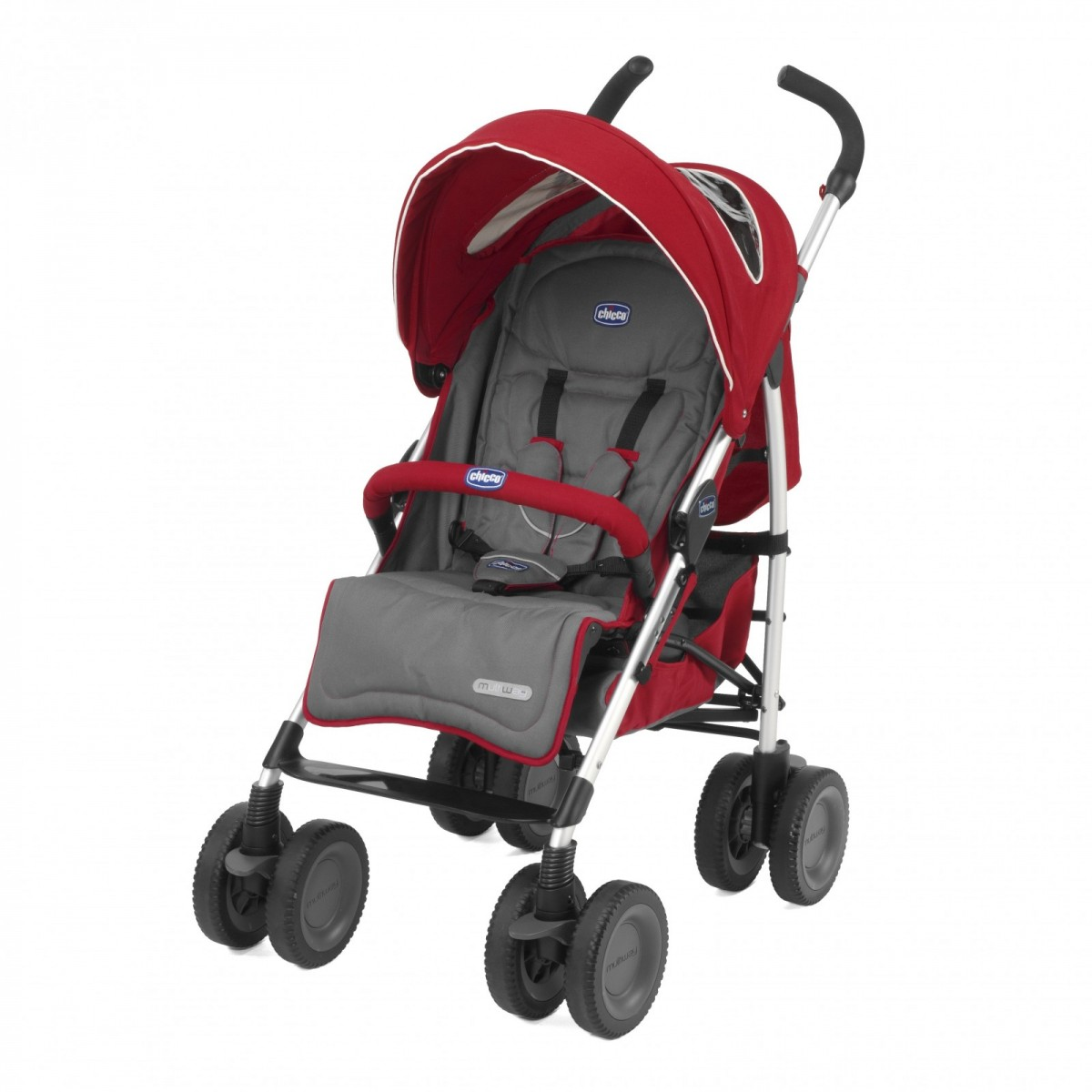 Chicco - Multiway EVO Red