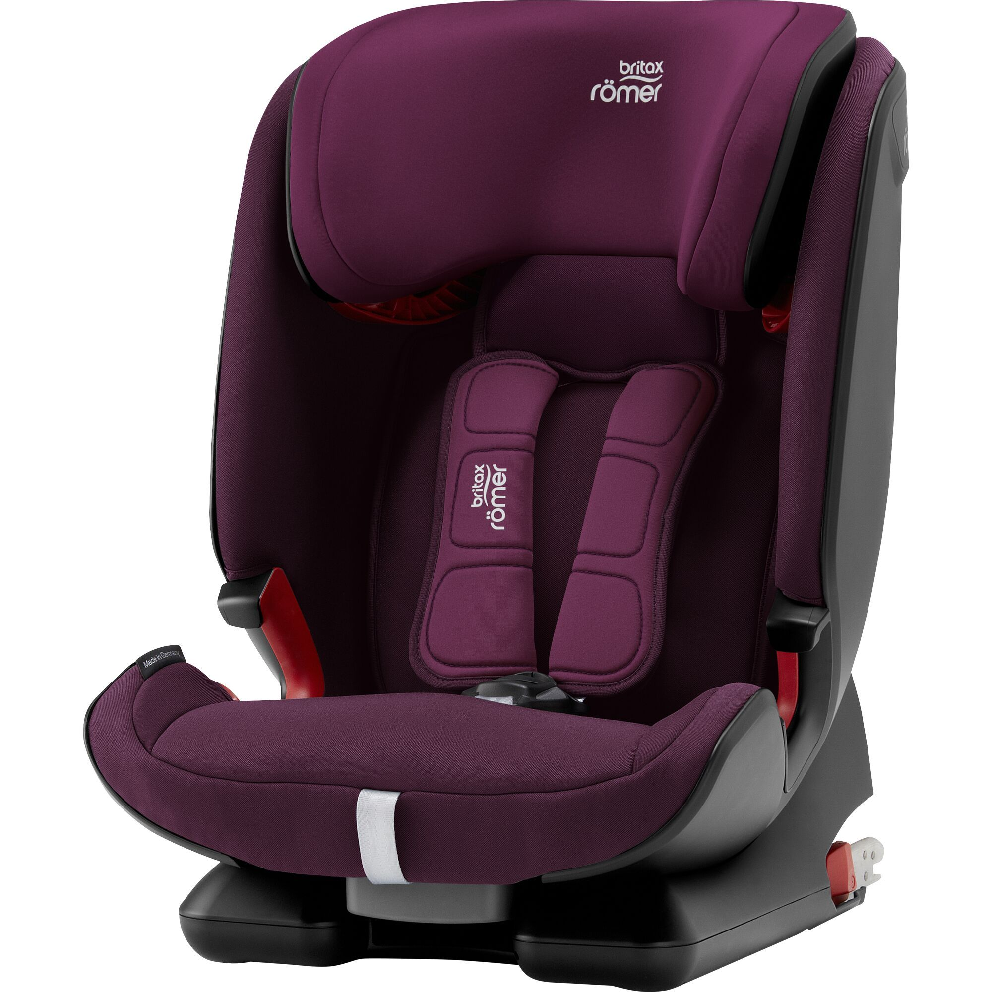 Britax Römer Advansafix IV M - Burgundy Red