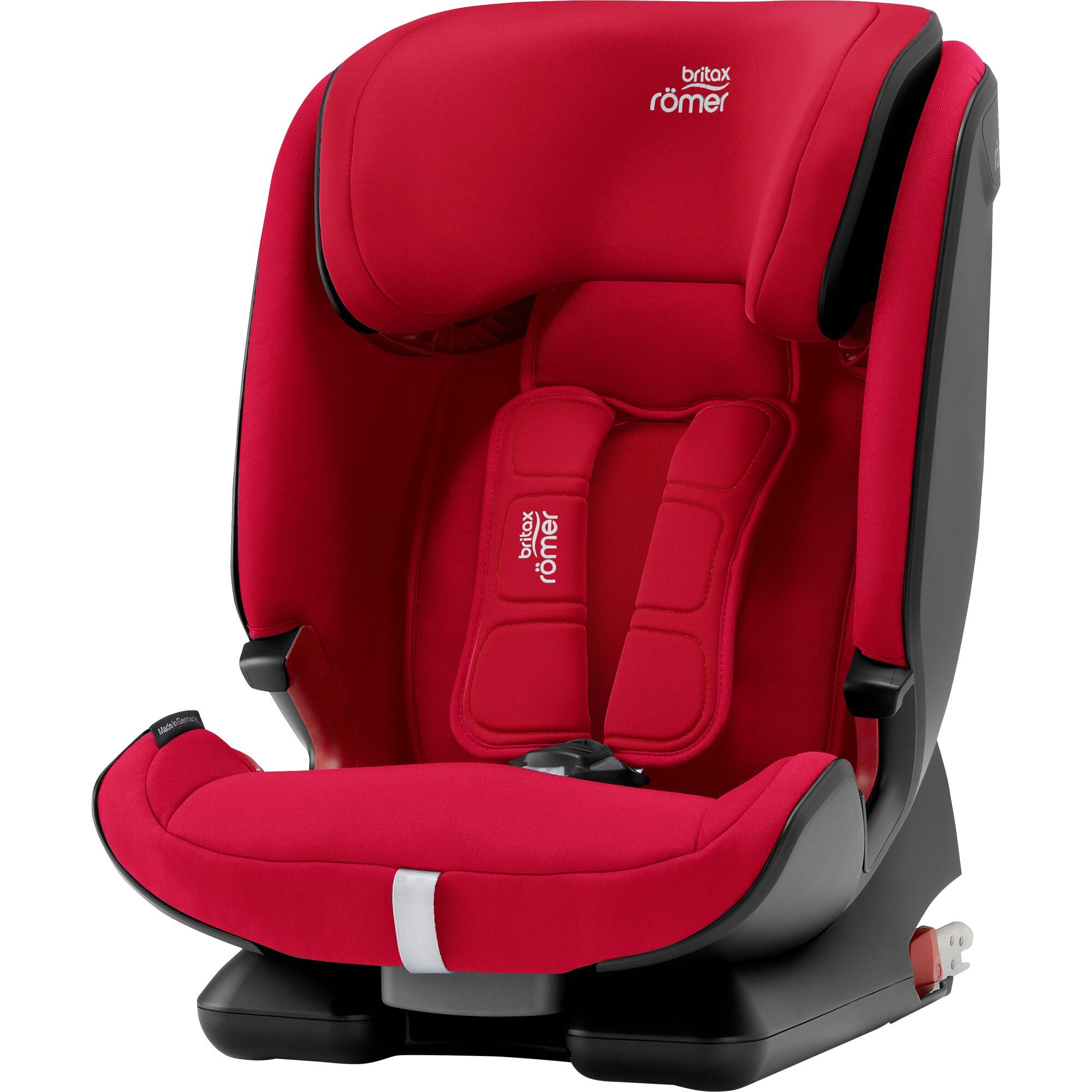 Britax Römer Advansafix IV M - Fire Red