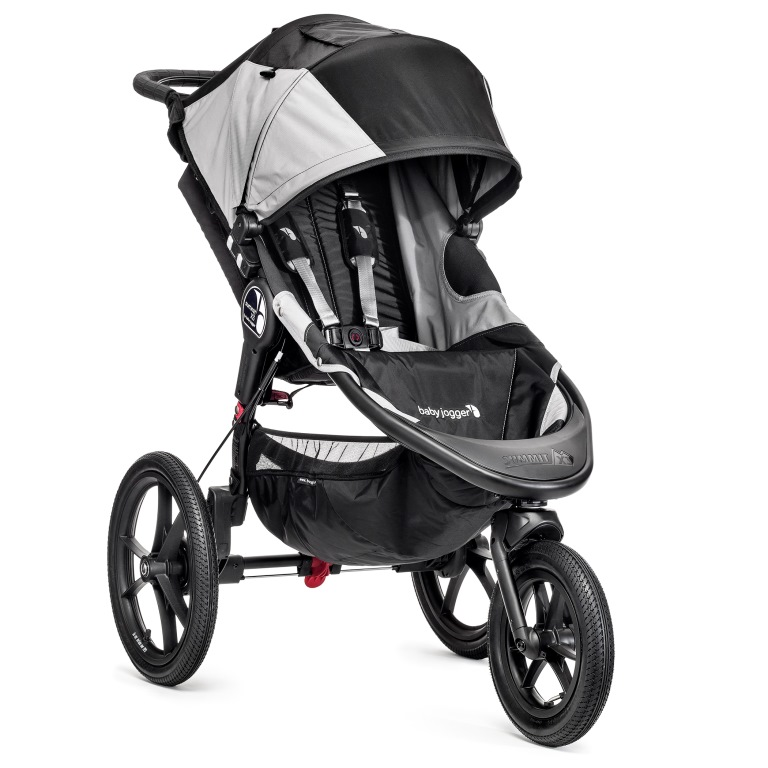 BabyJogger Summit X3 Black / Gray