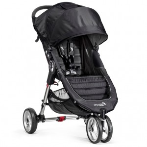 BabyJogger - City Mini  Black / Gray