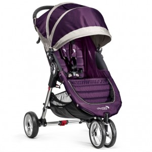 BabyJogger - City Mini  Purple / Gray