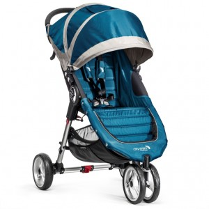 BabyJogger - City Mini  Teal / Gray