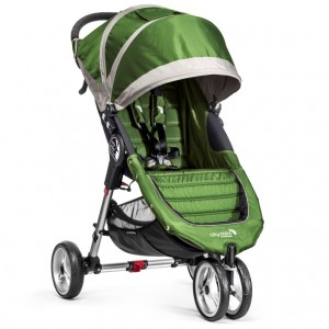 BabyJogger - City Mini  Lime / Grey