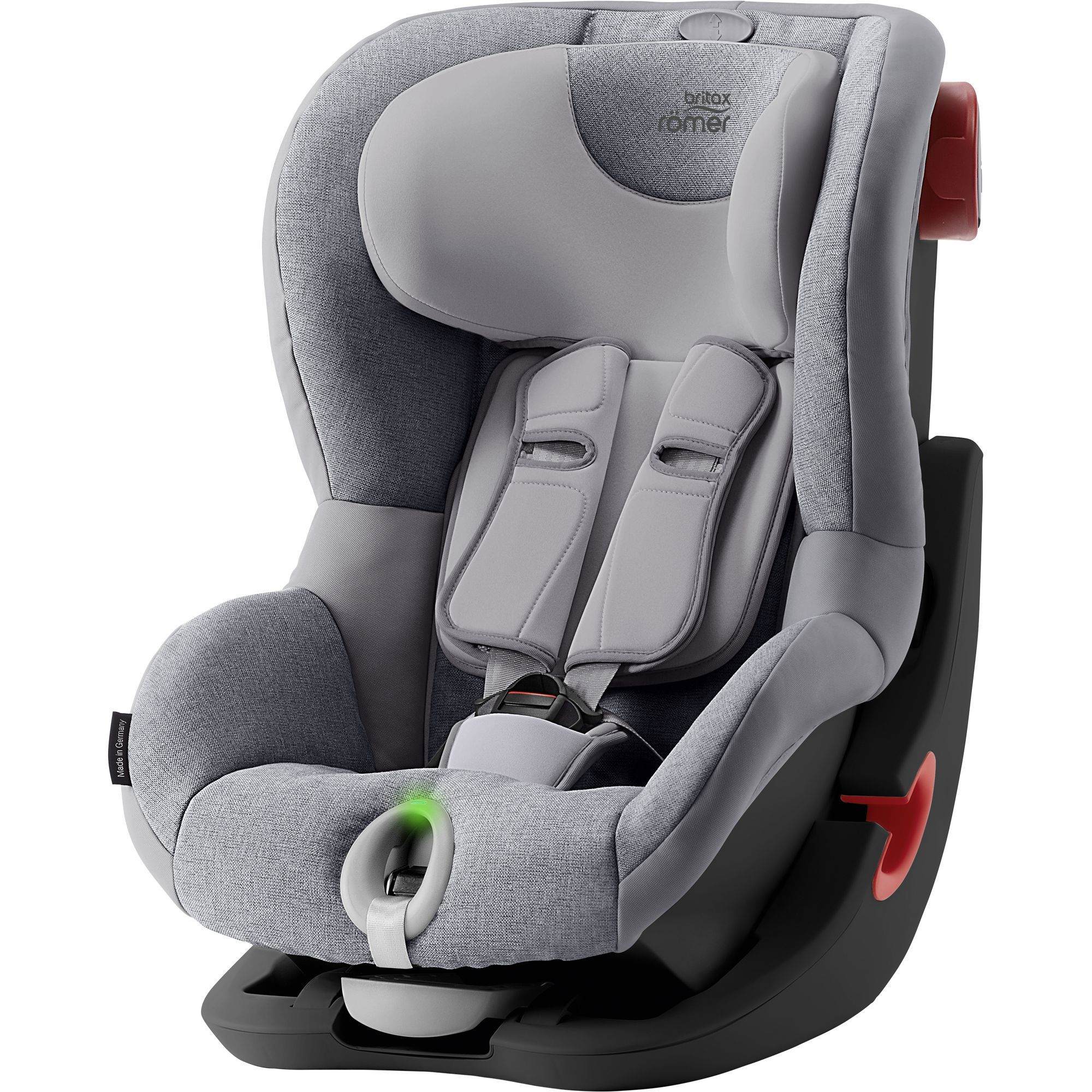 Britax Römer King II LS Black - Grey Marble