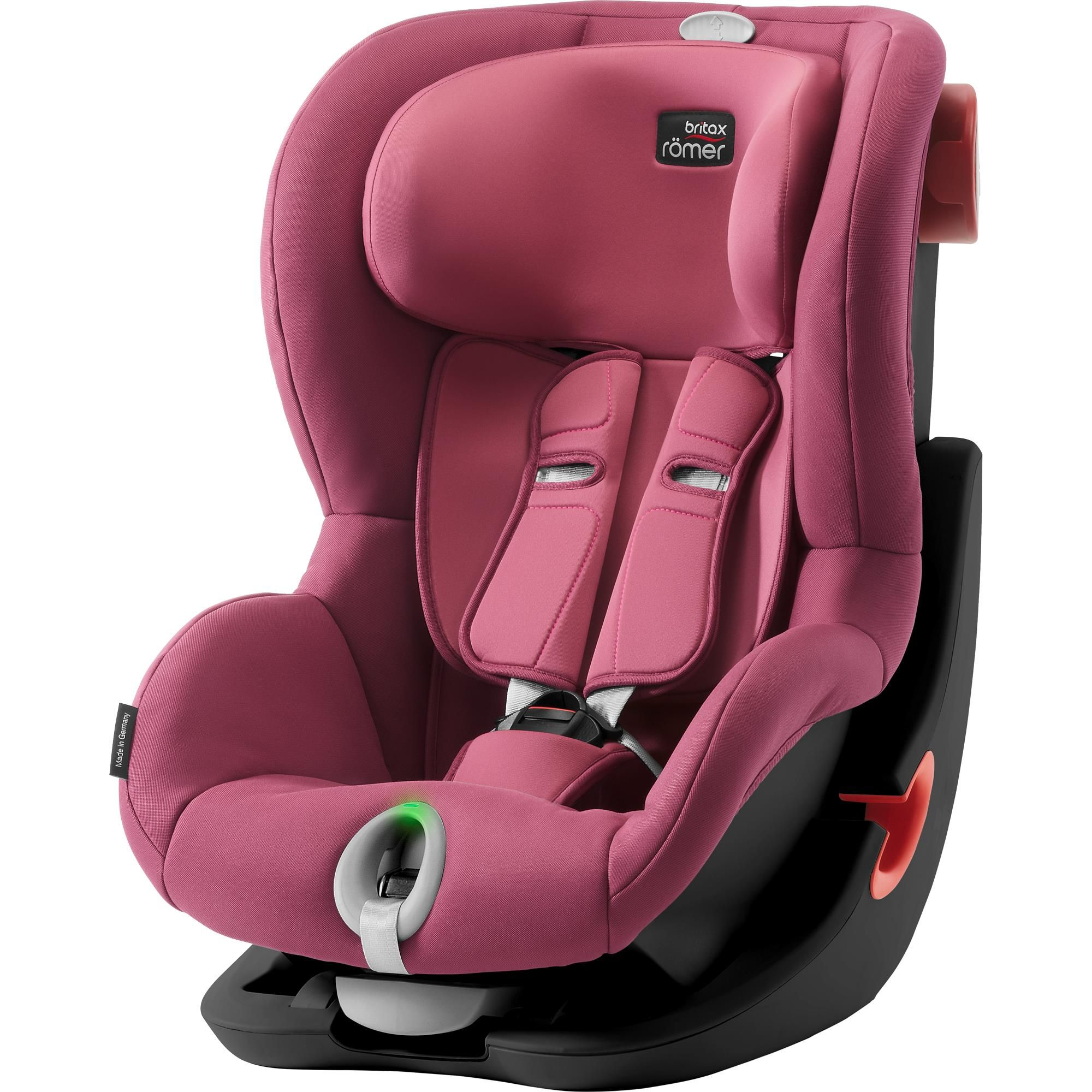 Britax Römer King II LS Black - Wine Rose