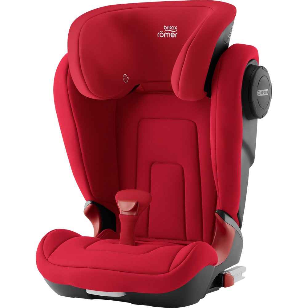 Römer KidFix 2 S - Fire Red