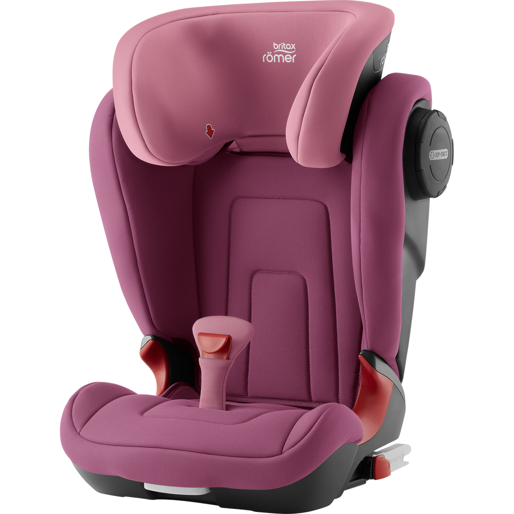 Römer KidFix 2 S - Wine Rose