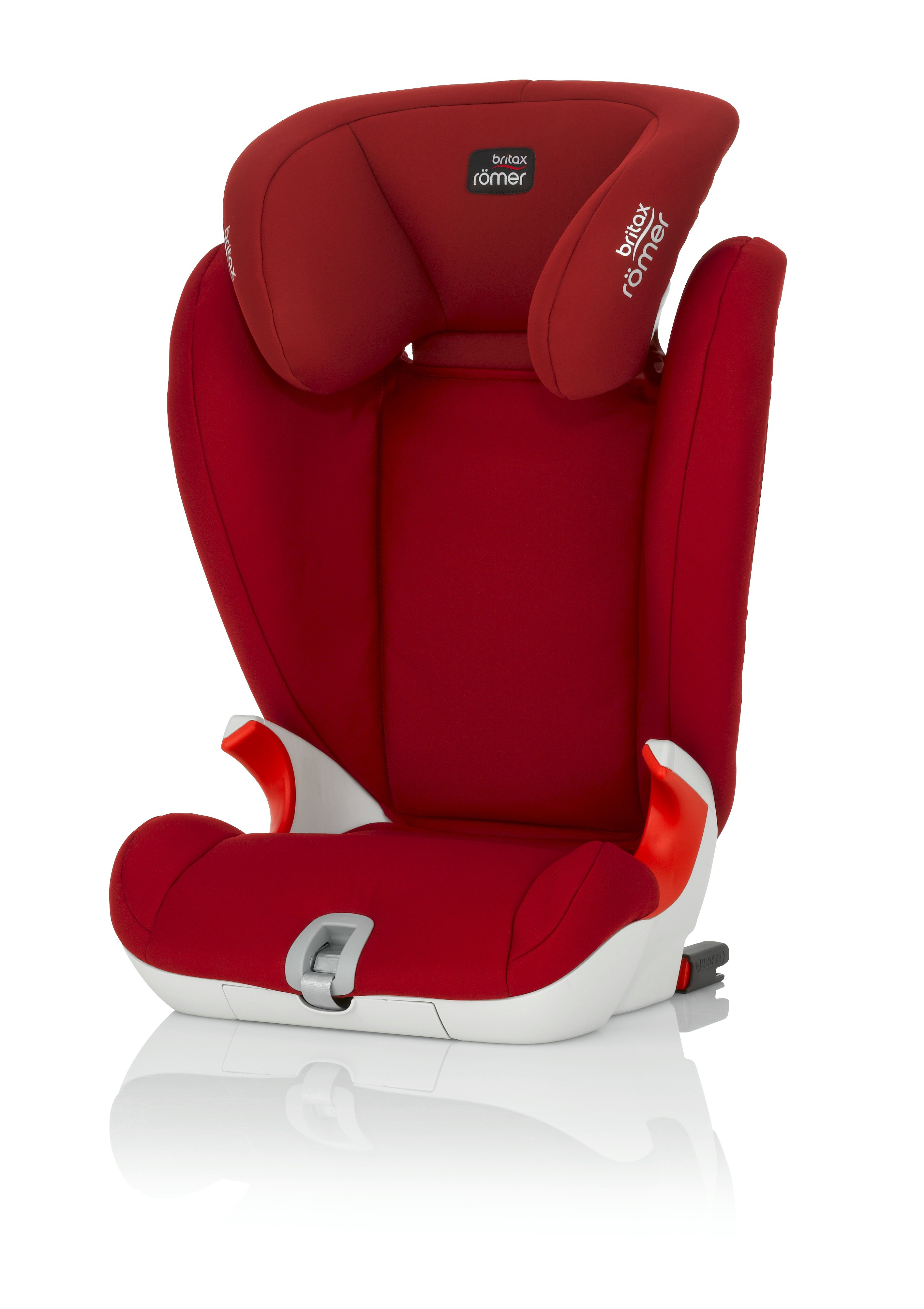 Römer KidFix SL - Flame Red