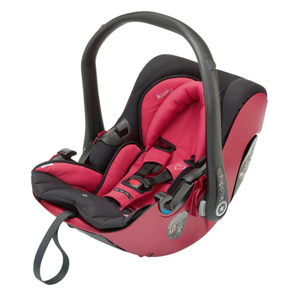 Kiddy Evolution Pro - Cranberry 055