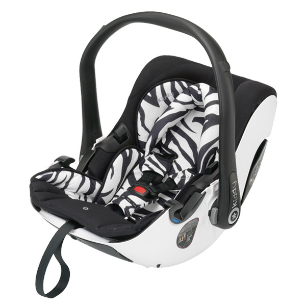 Kiddy Evolution Pro - Zebra 600