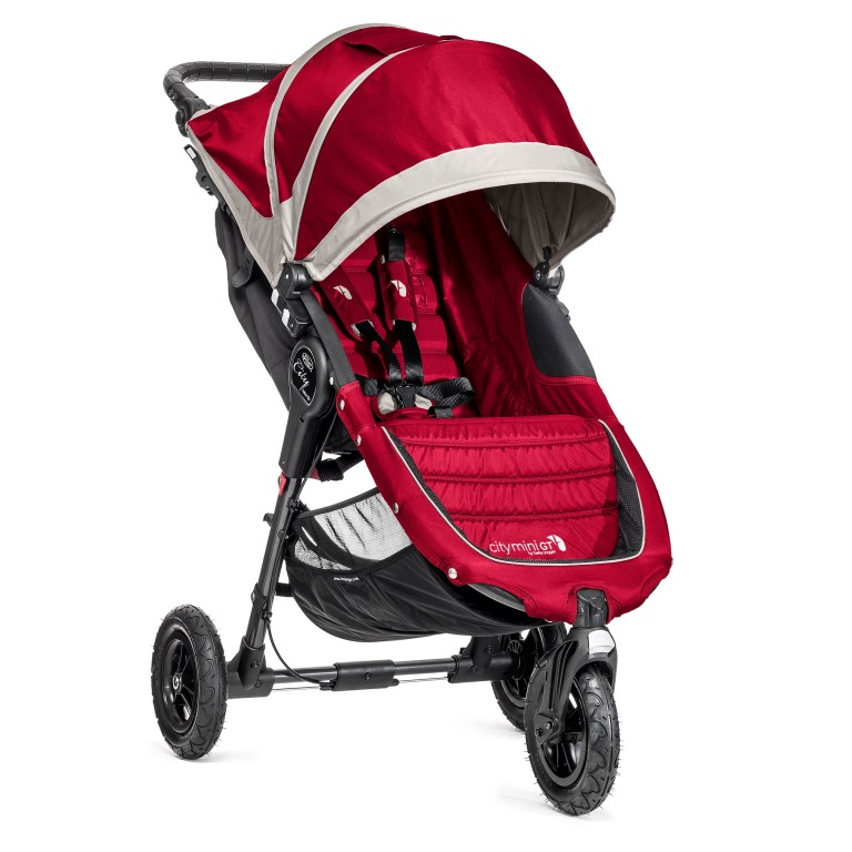 BabyJogger - Citi Mini GT  Crimson / Gray