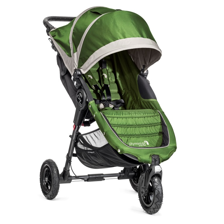 BabyJogger - Citi Mini GT Lime / Gray