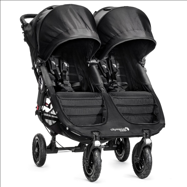 BabyJogger Citi Mini GT Double-  Black/Black