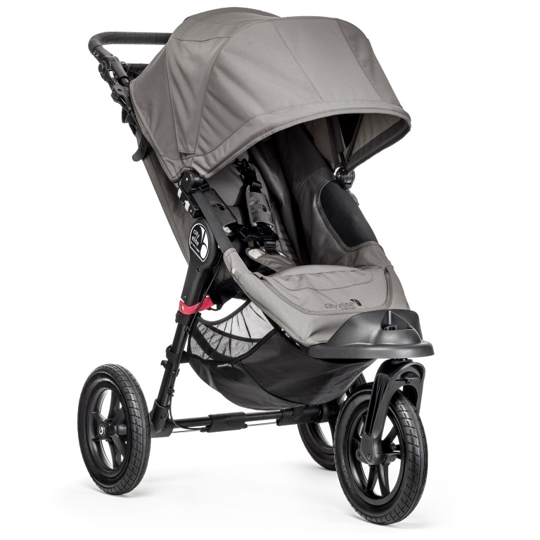 BabyJogger - City ELITE Gray