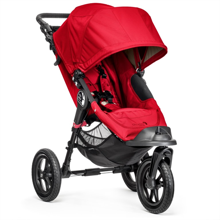 BabyJogger - City ELITE Red