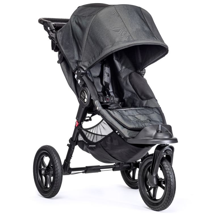 BabyJogger - City ELITE Charcoal / Denim