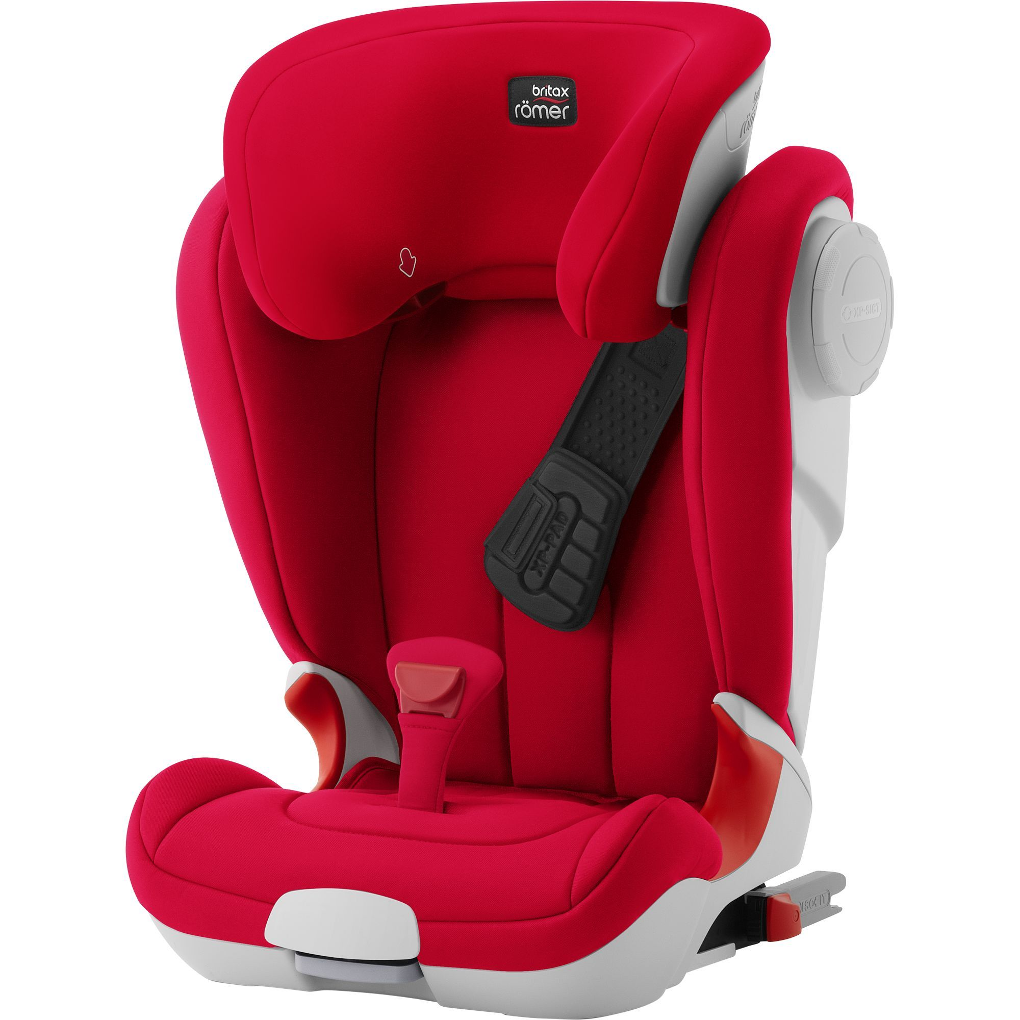 Romer Kidfix II XP SICT - Fire Red