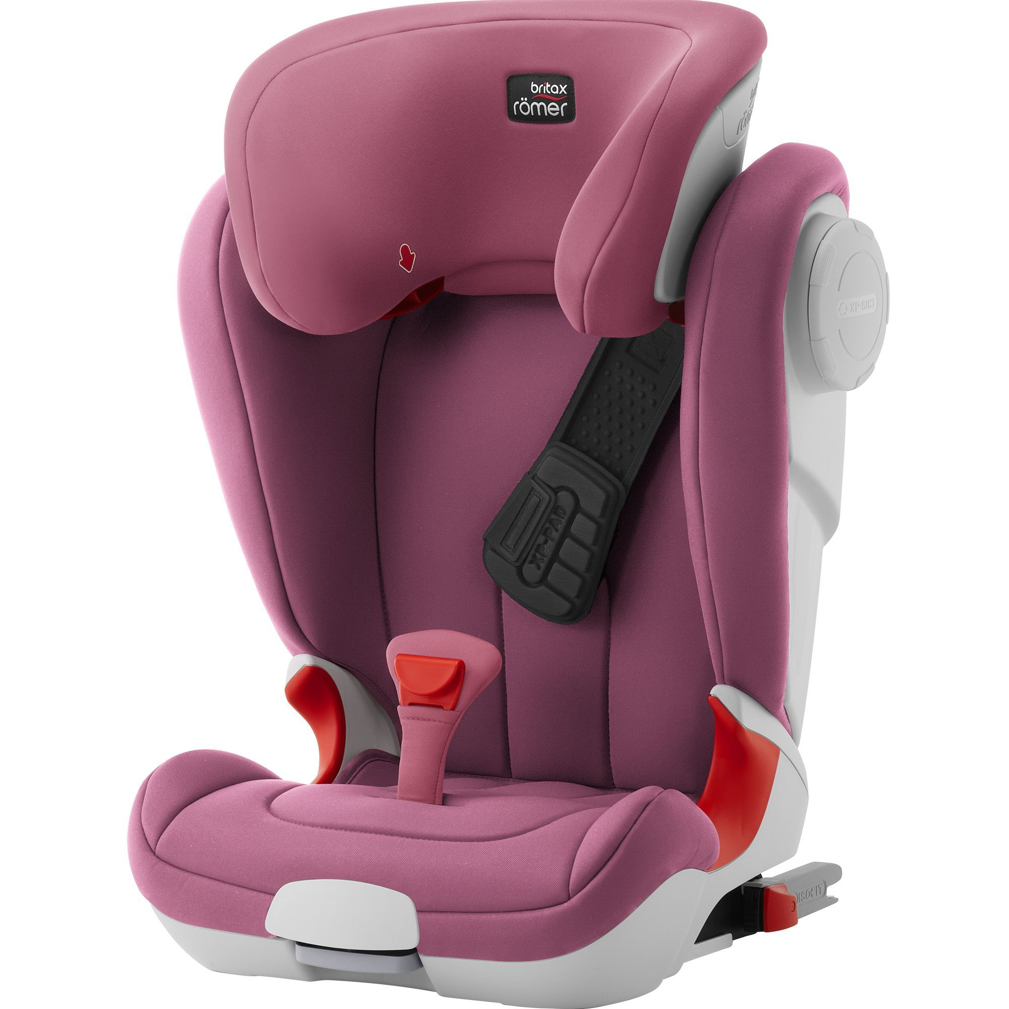 Romer Kidfix II XP SICT - Wine Rose