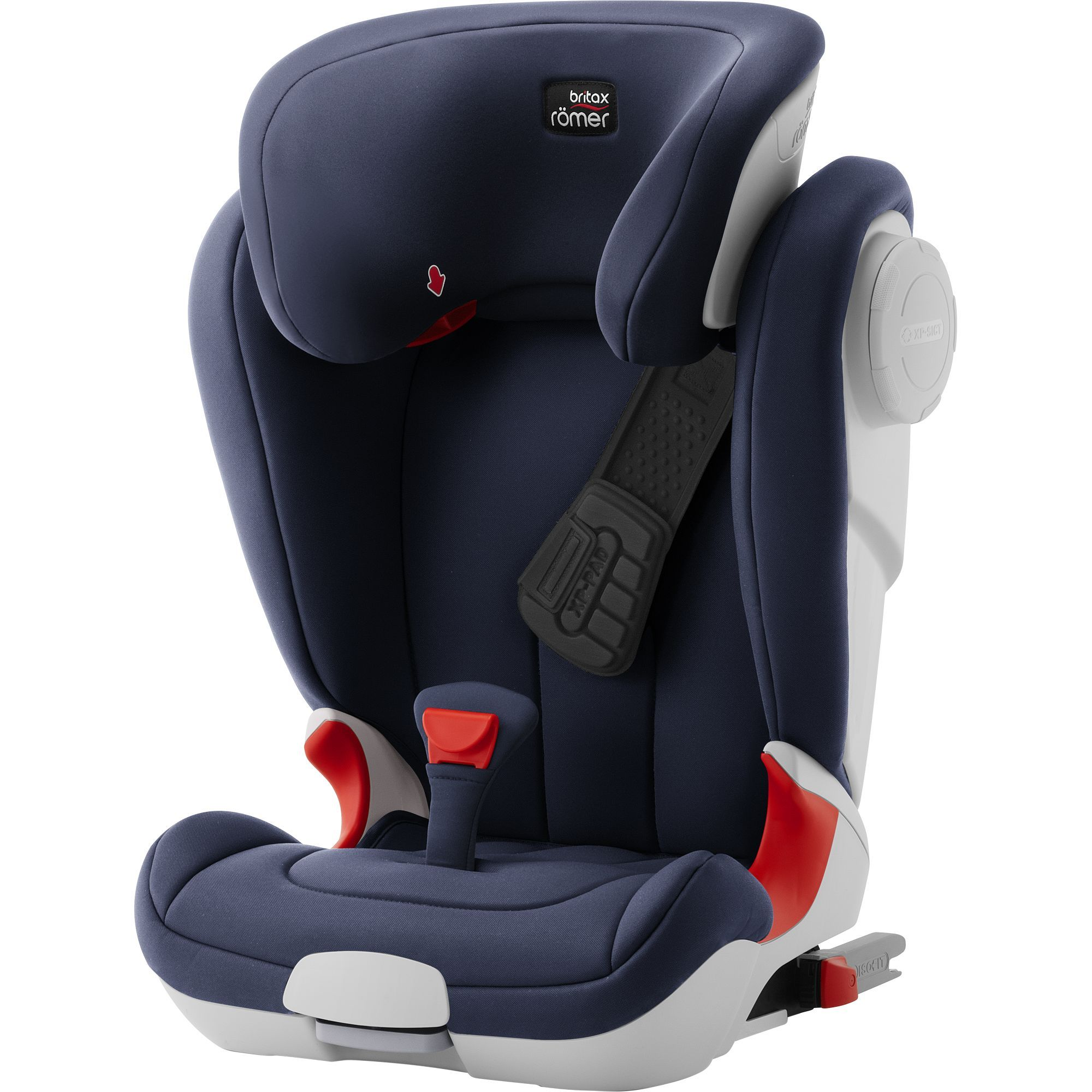 Romer Kidfix II XP SICT - Moonlight Blue