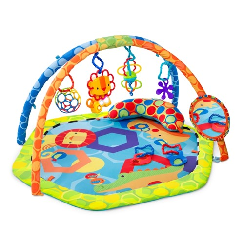Oball - deka s hrazdou a hračkami Play-O-Lot Activity Gym 81525-2