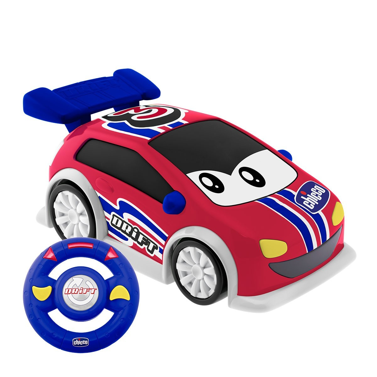 CHICCO RC autíčko Danny Drift