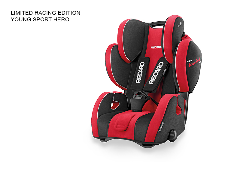 Recaro Young Sport HERO - Limited Racing Edition